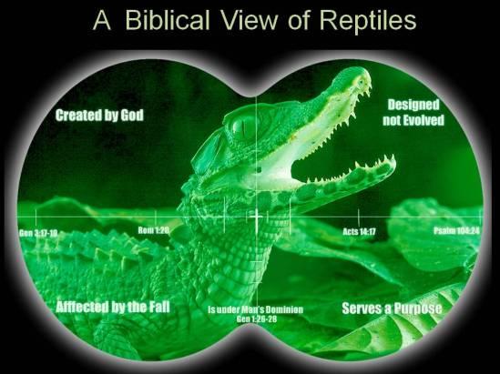 biblical reptile